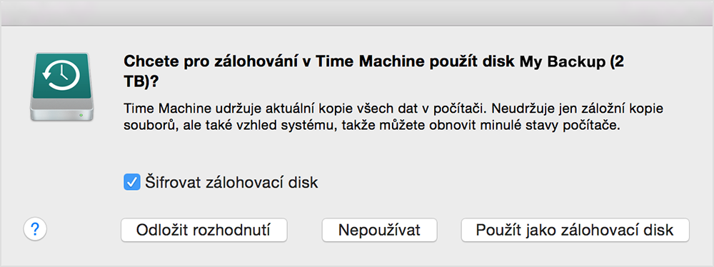 macbook time machine