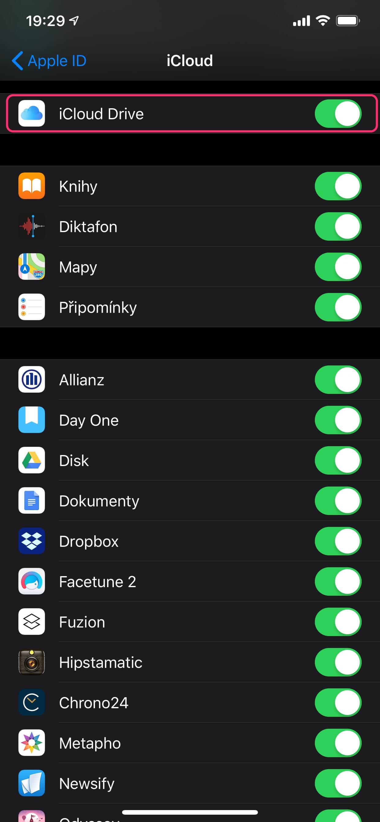 iphone zachránit zálohu