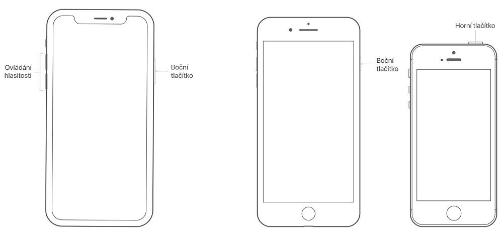 jak resetovat iPhone